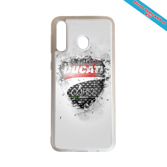 Coque silicone Huawei P40 Lite Fan de Rugby Montpellier Destruction