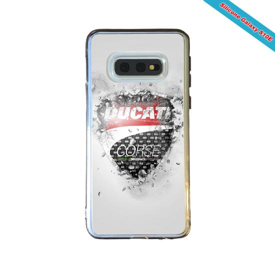 Coque silicone Iphone XS MAX Verre Trempé Fan de Rugby Paris Destruction