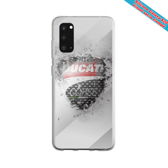 Coque silicone Iphone 11 Pro Max Fan de Rugby Paris Destruction
