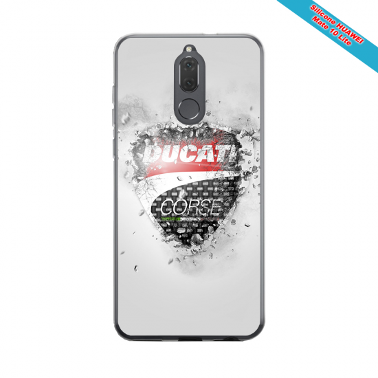 Coque silicone Galaxy A30S Fan de Rugby Paris Destruction