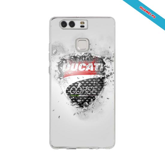 Coque silicone Galaxy J3 2018 Fan de Rugby Paris Destruction