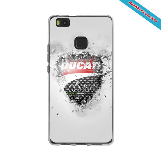 Coque silicone Galaxy J4 2018 Fan de Rugby Paris Destruction