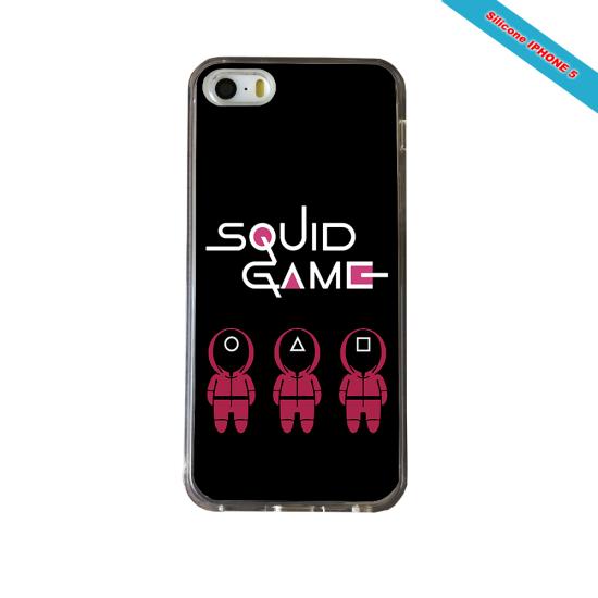 Coque Silicone Galaxy S6 EDGE Fan de Rugby Paris Destruction