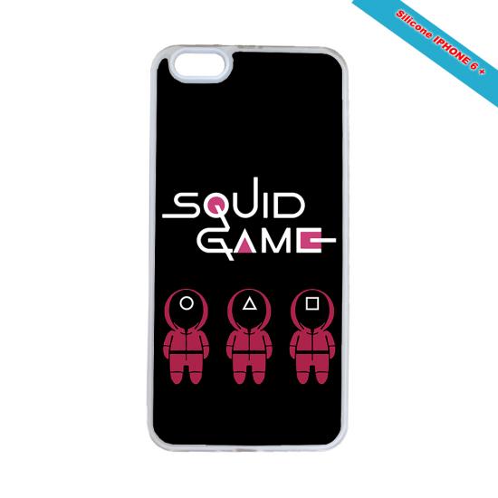 Coque Silicone Galaxy S8 PLUS Fan de Rugby Paris Destruction
