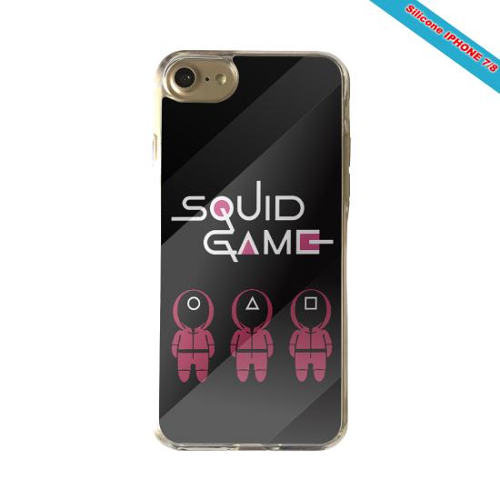 Coque Silicone Galaxy S9 PLUS Fan de Rugby Paris Destruction