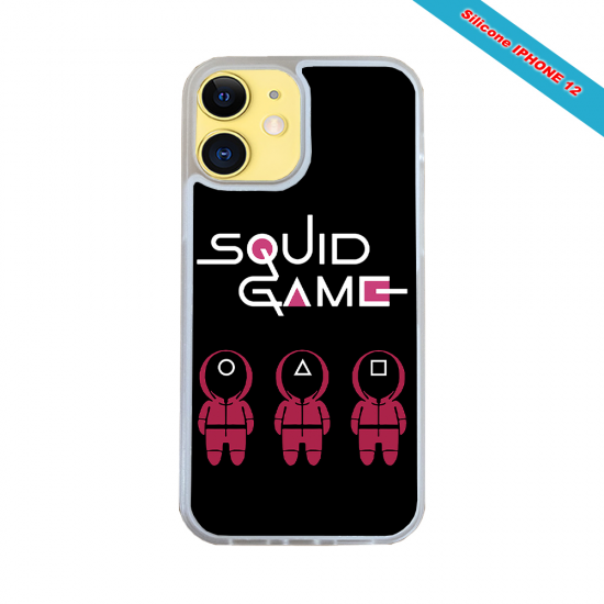 Coque Silicone Note 9 Fan de Rugby Paris Destruction