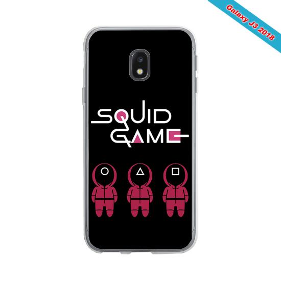 Coque silicone Huawei P20 LITE 2019 Fan de Rugby Paris Destruction