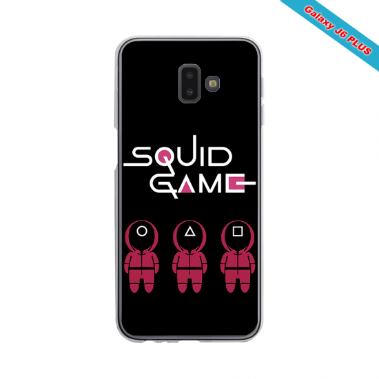 Coque silicone Huawei P40 Lite Fan de Rugby Paris Destruction