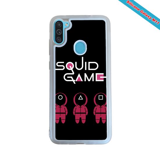 Coque Silicone iphone 7/8 verre trempé Fan de Rugby Pau Destruction