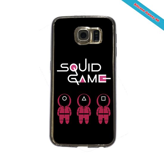 Coque silicone Iphone X/XS verre trempé Fan de Rugby Pau Destruction