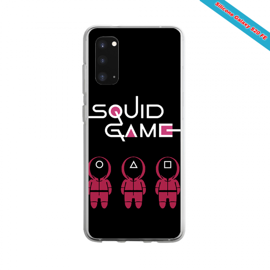 Coque silicone Galaxy A10 Fan de Rugby Pau Destruction