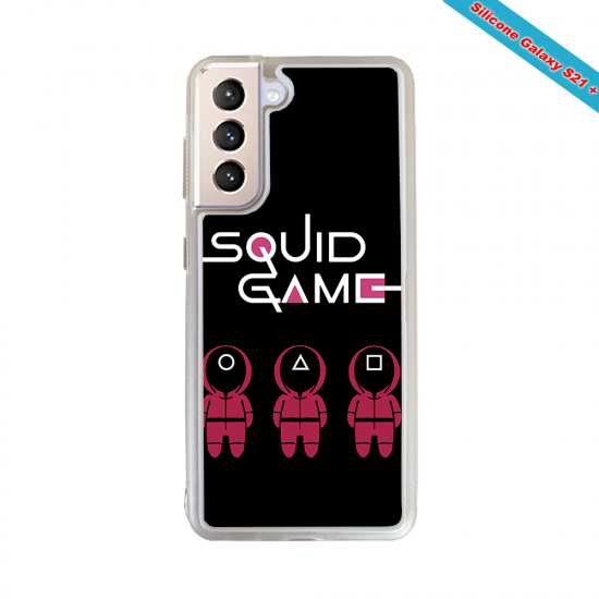 Coque silicone Galaxy A30S Fan de Rugby Pau Destruction