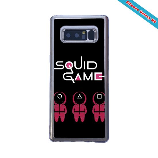 Coque silicone Galaxy A50 Fan de Rugby Pau Destruction