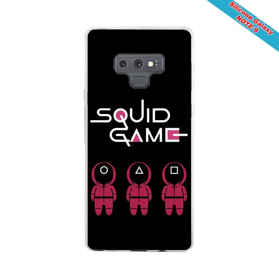 Coque silicone Galaxy A51 Fan de Rugby Pau Destruction