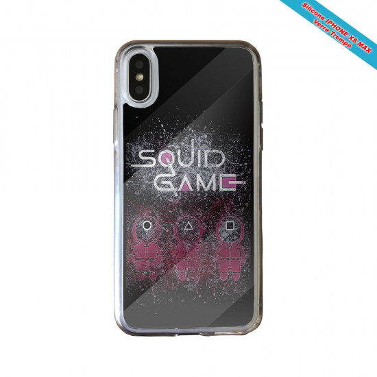 Coque Silicone Note 8 Fan de Rugby Pau Destruction
