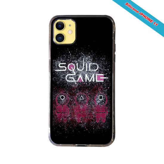 Coque Silicone Note 9 Fan de Rugby Pau Destruction