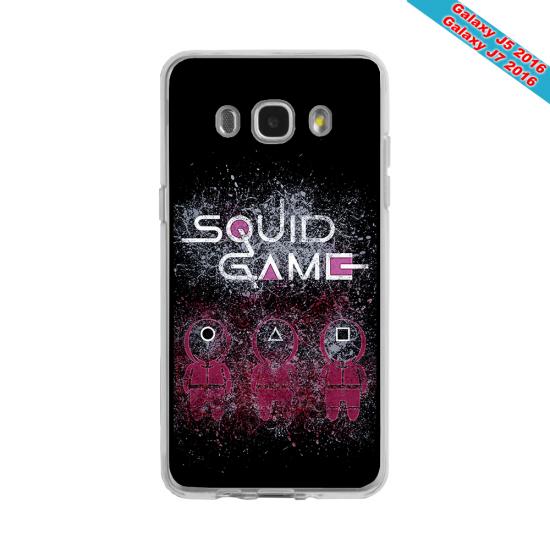 Coque Silicone iphone 7/8 Fan de Rugby Racing 92 Destruction