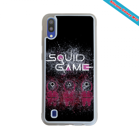 Coque silicone Iphone XS MAX Fan de Rugby Racing 92 Destruction