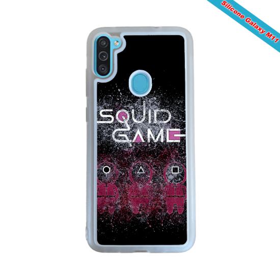 Coque silicone Iphone XS MAX Verre Trempé Fan de Rugby Racing 92 Destruction