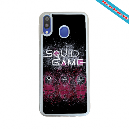 Coque silicone Iphone 11 Fan de Rugby Racing 92 Destruction