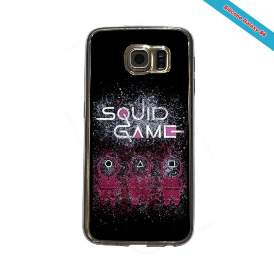 Coque silicone Iphone 11 Pro verre trempé Fan de Rugby Racing 92 Destruction