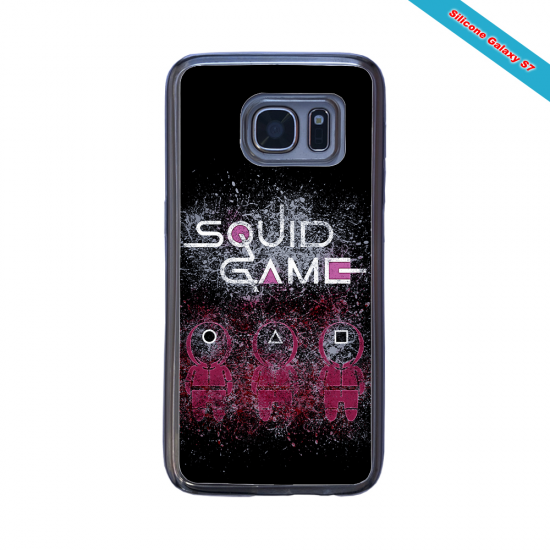 Coque silicone Iphone SE 2020 Fan de Rugby Racing 92 Destruction