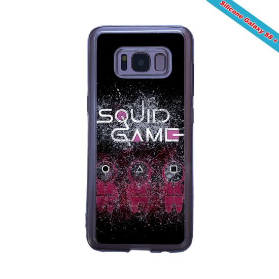 Coque silicone Iphone 12 Fan de Rugby Racing 92 Destruction