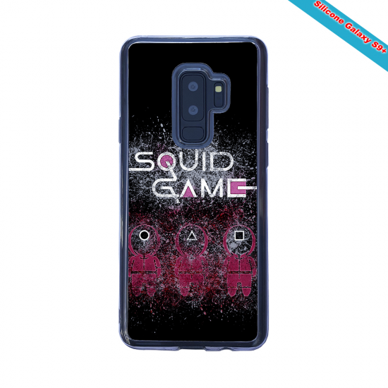Coque silicone Galaxy A10 Fan de Rugby Racing 92 Destruction