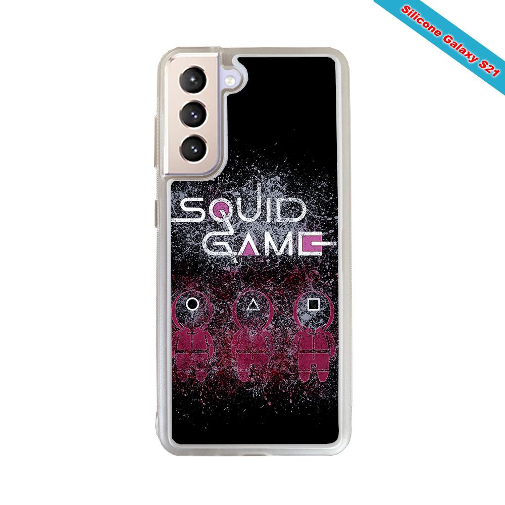 Coque silicone Galaxy A71 Fan de Rugby Racing 92 Destruction