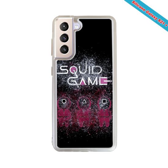 Coque silicone Galaxy J3 2016 Fan de Rugby Racing 92 Destruction