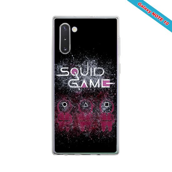 Coque silicone Galaxy J5 2016 Fan de Rugby Racing 92 Destruction