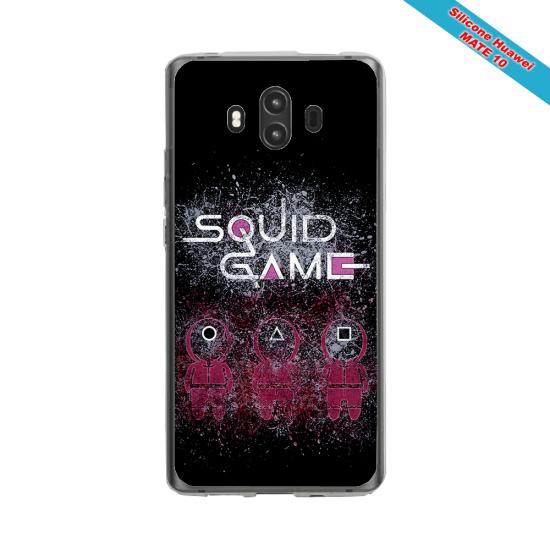 Coque silicone Galaxy J5 2017 Fan de Rugby Racing 92 Destruction