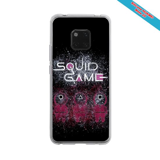 Coque silicone Galaxy J7 2016 Fan de Rugby Racing 92 Destruction