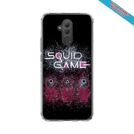 Coque silicone Galaxy J7 2017 Fan de Rugby Racing 92 Destruction