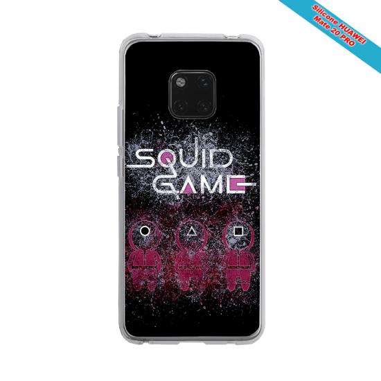 Coque silicone Galaxy J7 2018 Fan de Rugby Racing 92 Destruction