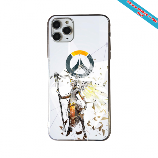Coque Galaxy S7 EDGE Fan de Ducati Corse version Graffiti
