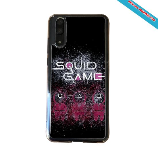 Coque Silicone Galaxy S8 PLUS Fan de Rugby Racing 92 Destruction