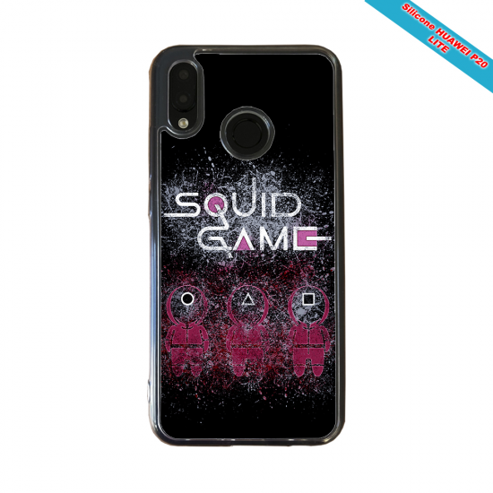 Coque Silicone Galaxy S9 Fan de Rugby Racing 92 Destruction