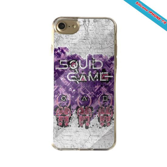 Coque Silicone Note 8 Fan de Rugby Racing 92 Destruction