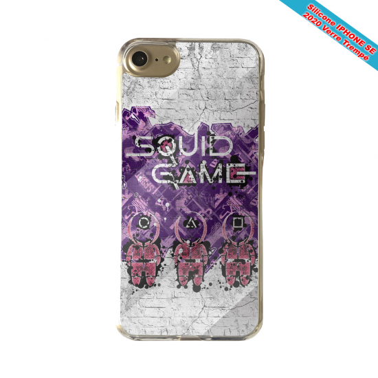 Coque silicone Huawei P9 Lite 2016 Fan de Rugby Racing 92 Destruction