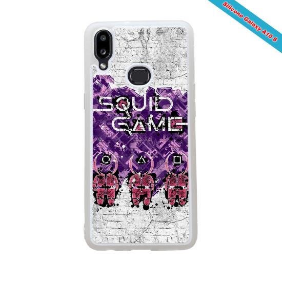 Coque silicone Huawei P20 LITE 2019 Fan de Rugby Racing 92 Destruction