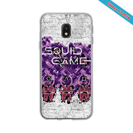 Coque silicone Iphone X/XS Fan de Rugby La Rochelle Destruction