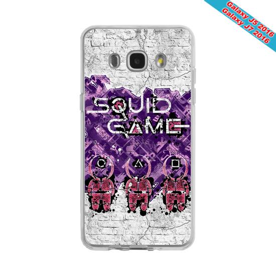 Coque silicone Iphone XS MAX Fan de Rugby La Rochelle Destruction