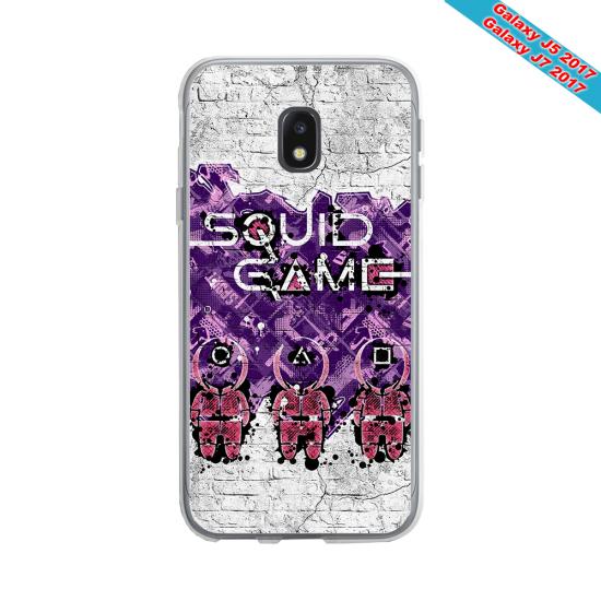 Coque silicone Iphone XS MAX Verre Trempé Fan de Rugby La Rochelle Destruction