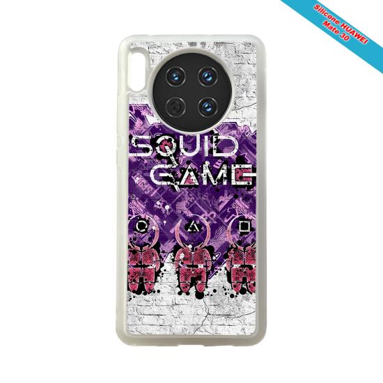 Coque Silicone Galaxy S7 EDGE Fan de Rugby La Rochelle Destruction