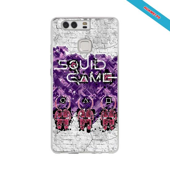 Coque Silicone Galaxy S9 PLUS Fan de Rugby La Rochelle Destruction