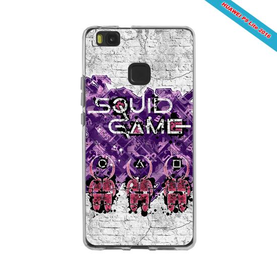 Coque Silicone Galaxy S9 PLUS verre trempé Fan de Rugby La Rochelle Destruction