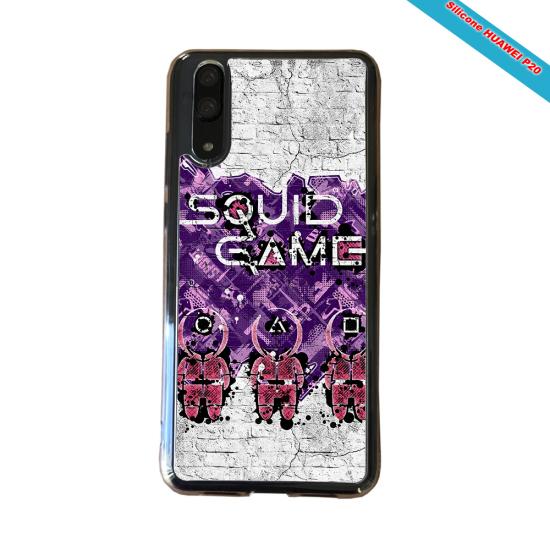 Coque Silicone Galaxy S10E verre trempé Fan de Rugby La Rochelle Destruction