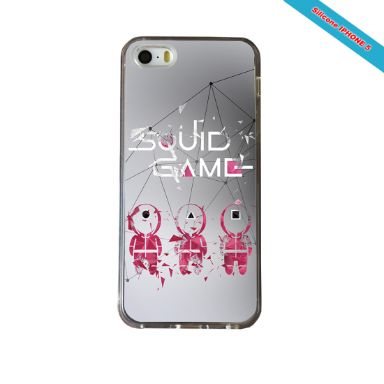 Coque Silicone Note 9 Fan de Rugby La Rochelle Destruction
