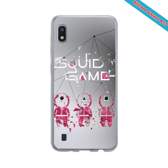 Coque silicone Huawei P40 Lite Fan de Rugby La Rochelle Destruction